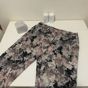 ASOS Floral Trousers!